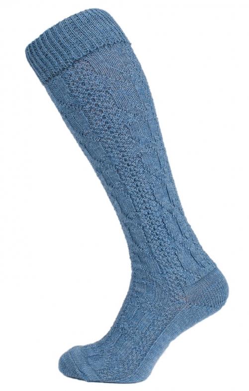 Kniestrümpfe CS555 jeansblau